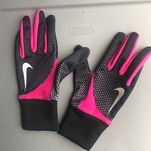 Nike Runners 🏃♀️ Fleece Gloves 🧤
